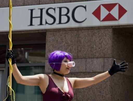 HSBC's US money-laundering bill hits $1.5 bn