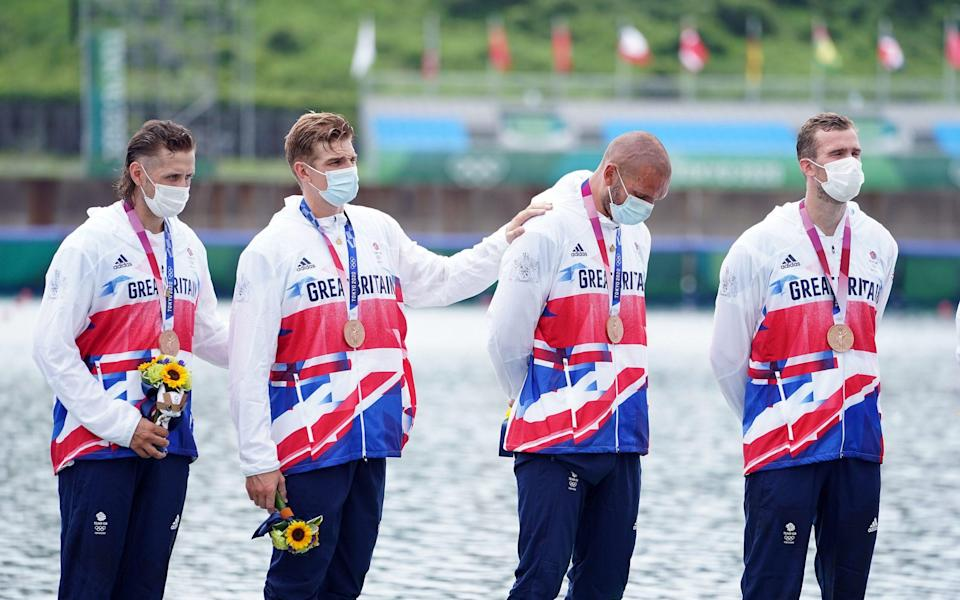 Team GB rower launches extraordinary attack on former coach after worst Olympics in 45 years: 'He destroys your soul' - PA