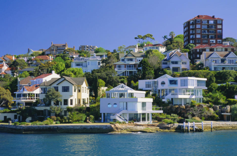 Here's what fuelled the property boom. Source: Getty Images