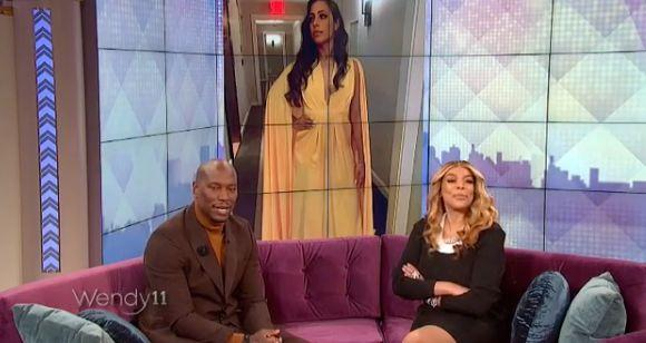 Wendy Snaps When She Finds Out Her Ex-Husband Banned Tyrese From Her Show!