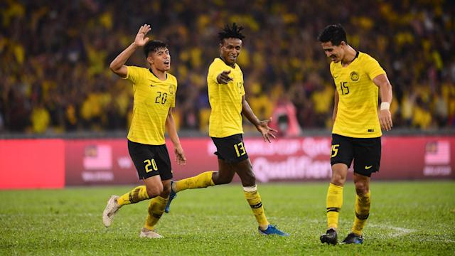 With their win over Indonesia, Malaysia ended 2019 with a record of nine wins and four defeats, and in second place of Group G in the qualifiers.