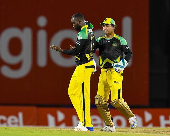 2017 Hero Caribbean Premier League - Jamaica Tallawahs v Trinbago Knight Riders