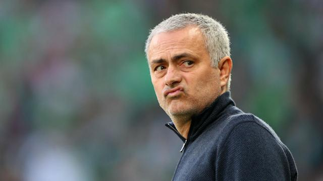 Manchester United boss Jose Mourinho was in surprisingly upbeat mood ahead of Sunday's trip to Sunderland.
