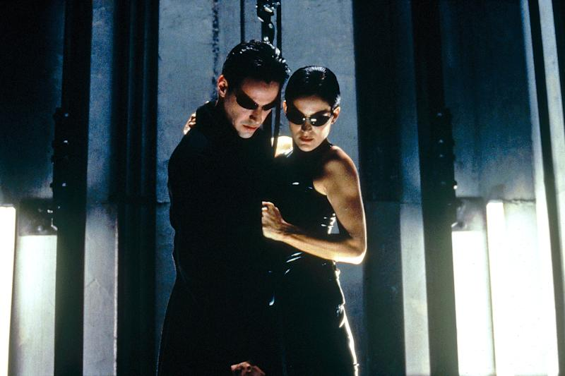 MATRIX 4 Coming - With KEANU REEVES, CARRIE-ANNE MOSS and LANA WACHOWSKI