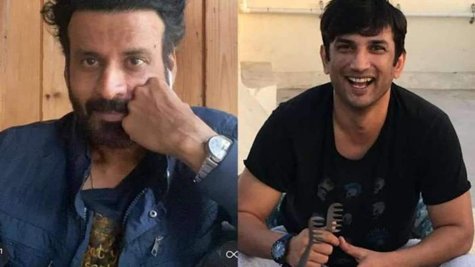 Bajpayee talks about people taking advantage of Sushant Rajput