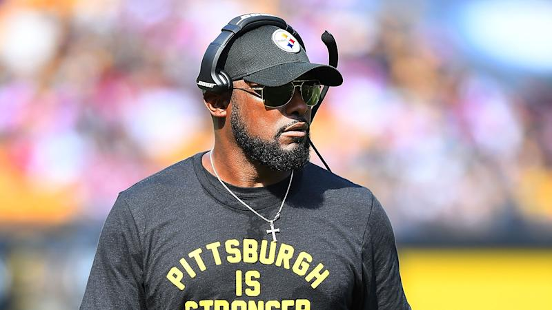 Pittsburgh Steelers Head Coach Mike Tomlin Could Be On Hot Seat
