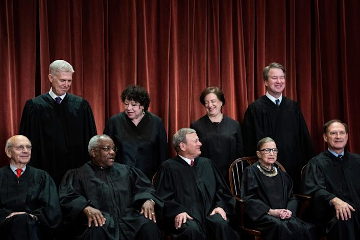 The Louisiana admitting privileges law will be the first abortion case the U.S. Supreme Court hears since tilting in favor of conservative causes. (Photo: The Washington Post via Getty Images)
