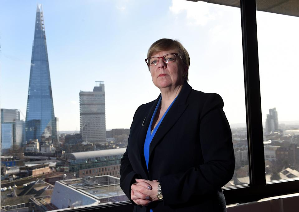 Dame Alison Saunders (Andrew Matthews/PA) (PA Archive)