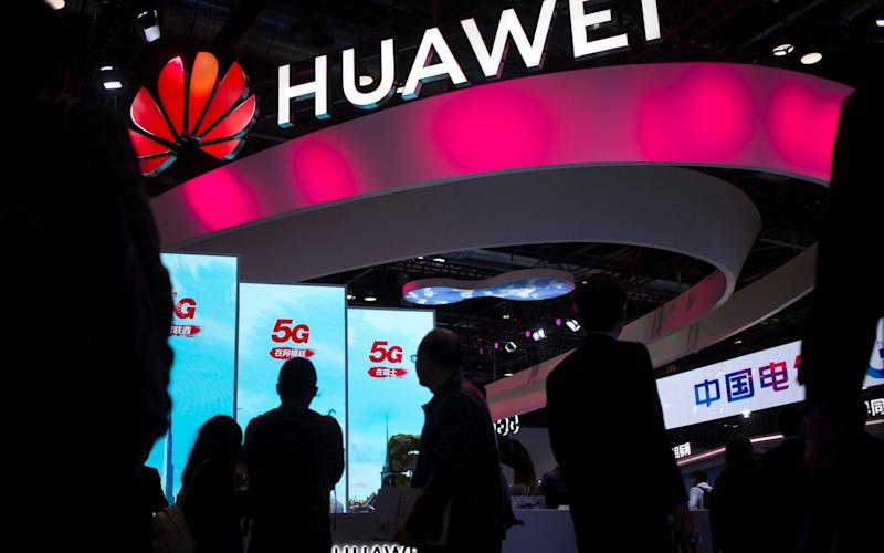 There are concerns over the links between Huawei, which is seeking expansion in Europe, and the Chinese Communist Party - AP