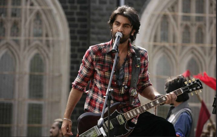 Critics were split about this Imtiaz Ali film. Some praised it; others trashed it. Regardless, what did shine through was Ranbir's part as Jordan, the tormented, self-destructive rocker who finds peace in music. Propelled by AR Rahman's powerful score, Ranbir symbolises poetry, pain, and passion in the role.