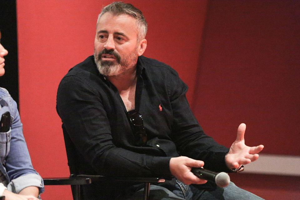"""<p>LeBlanc won America's heart as lovable lunkhead, Joey, on the popular series """"Friends,"""" but he didn't win a Golden Globe until 2012 for his role in """"Episodes.""""</p>"""