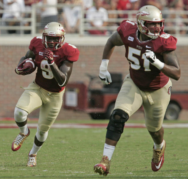 Former Florida State DB Williams shines on offense