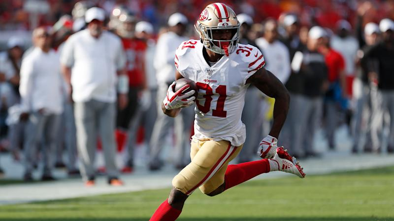 Fantasy football waiver wire: Week 2 targets include 49ers