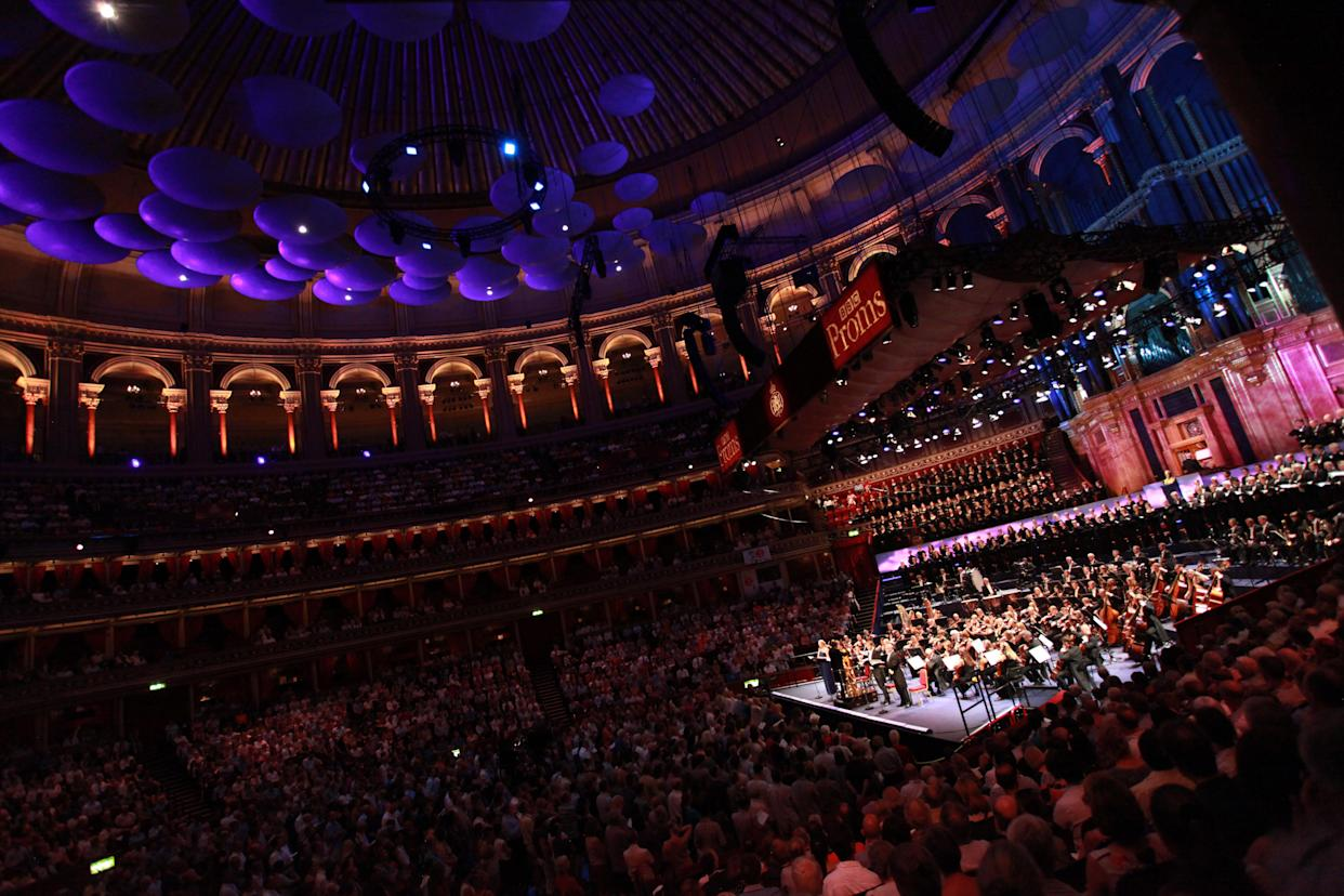 The BBC Proms return later this year to the Royal Albert Hall. (Photo by Amy T. Zielinski/Redferns via Getty Images)