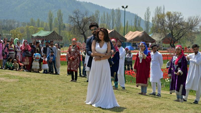 Once more, Bollywood is caught up in a Kashmir crisis