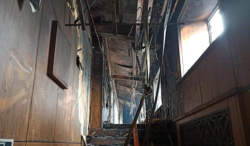 Harbin hotel where fire killed 19 'had failed 5 safety inspections'
