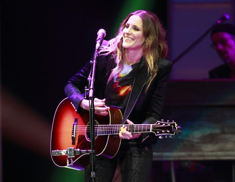 """After releasing their Grammy-winning album """"Taking The Long Way,"""" The Chicks, including member Emily Strayer (pictured 2013), dabbled in solo and side projects"""