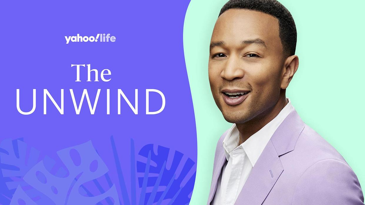 John Legend opens up about the power of music, meditating and the importance of having a