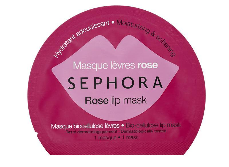 """<p>Sure, receiving a bouquet of roses is the gold standard of Valentine's Day gifts, but the flowers also boast skincare benefits, too. Soaked with natural rose extract, this sheet mask hydrates dry lips. </p><p>Buy it <a rel=""""nofollow noopener"""" href=""""https://click.linksynergy.com/fs-bin/click?id=93xLBvPhAeE&subid=0&offerid=540503.1&type=10&tmpid=10002&RD_PARM1=https%253A%252F%252Fwww.sephora.com%252Fproduct%252Flip-mask-P406223&u1=IS%2CGAL%2CHowtoGetSofterLipsforValentine%27sDay%2CMakeoutPartnerorNot%2Clukase%2C201802%2CT%2CBEA"""" target=""""_blank"""" data-ylk=""""slk:here"""" class=""""link rapid-noclick-resp"""">here</a> for $3.</p>"""