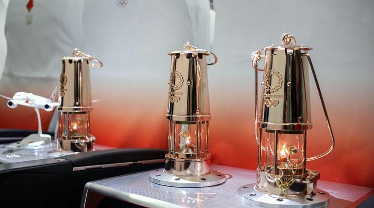 Tokyo Olympic flame taken off display; next stop unclear