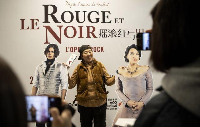 French musicals strike a chord in China