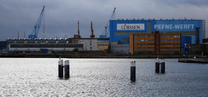 Dutch and German shipyards to build new German warship - sources