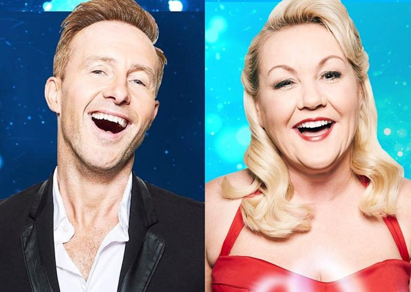'Dancing on Ice' adds Steps star Ian 'H' Watkins and 'Coronation Street' actor Lisa George to the 2020 roster (ITV)