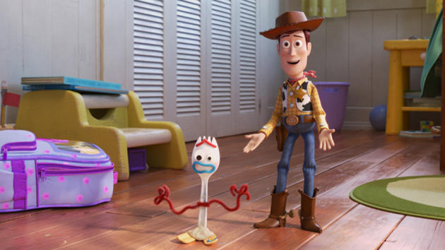 Toy Story 4 Just Soared Past A Box-Office Milestone For Pixar