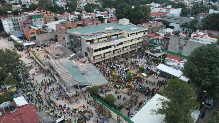 Mexican school owner sentenced to 31 years over quake deaths