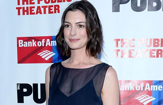 Anne Hathaway Says Christopher Nolan Bans Chairs on Set: 'If They're Sitting, They're Not Working'
