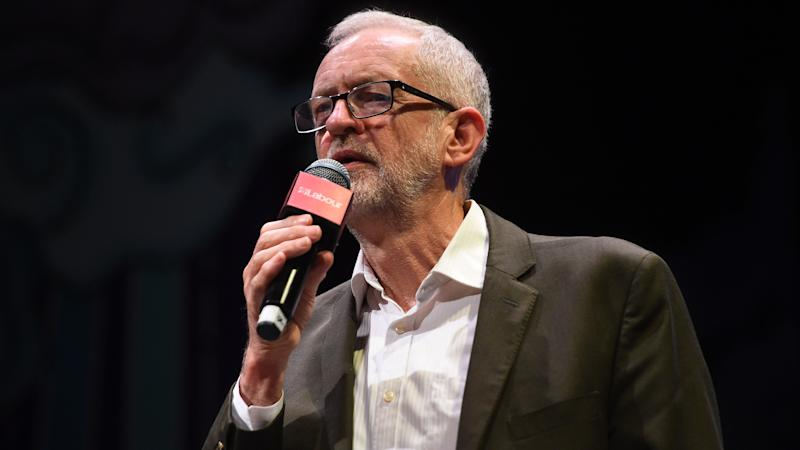 Former Labour MPs back Chief Rabbi's condemnation of Jeremy Corbyn