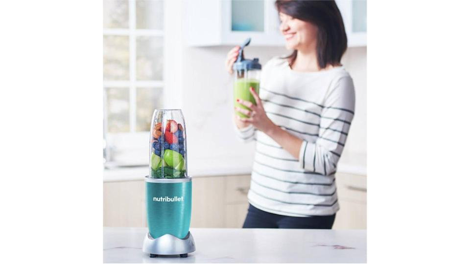 NutriBullet Pro 900-Watt Personal Blender (Photo: HSN)
