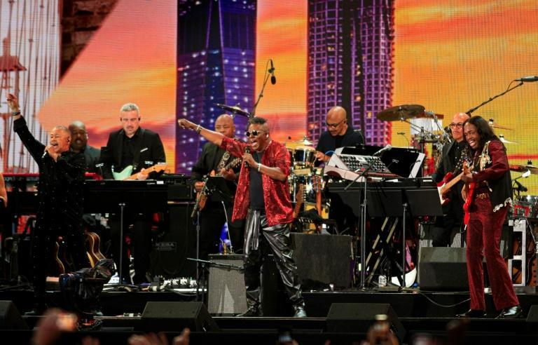 Baby Face performed before the Central Park concert was cut short due to severe weather as Hurricane Henri threatened