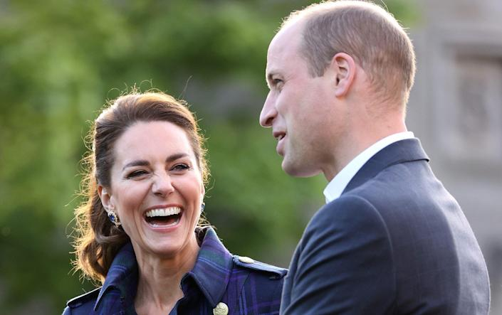 The Duke And Duchess Of Cambridge - Chris Jackson Collection