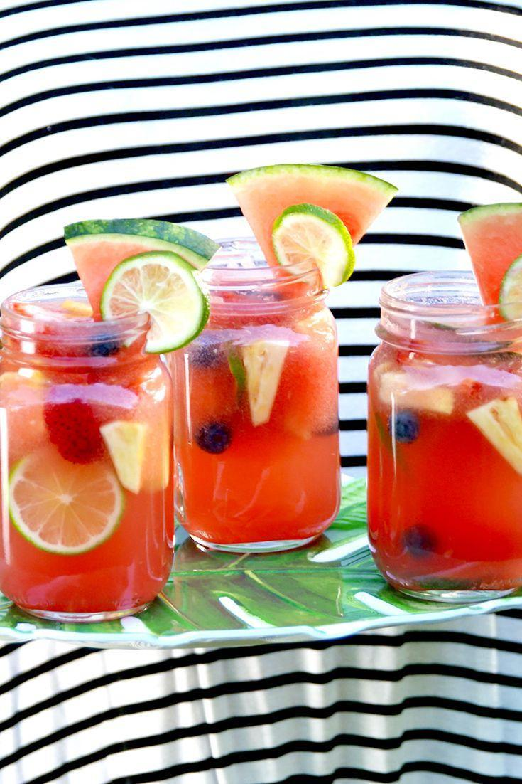 "<p>Talk about a crowd pleaser!</p><p>Get the recipe from <a href=""/cooking/recipe-ideas/recipes/a53147/best-watermelon-sangria-recipe/"" data-ylk=""slk:Delish"" class=""link rapid-noclick-resp"">Delish</a>.</p>"