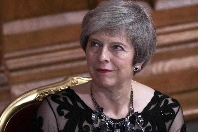 Theresa May will face a special Cabinet meeting on Wednesday to discuss the draft deal (Getty Images)
