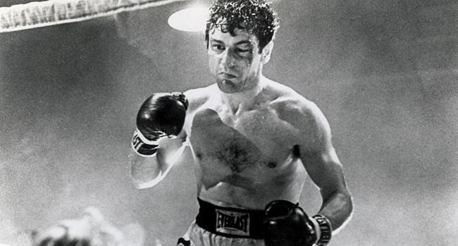 <p> One of many collaborations between Robert De Niro and director Martin Scorsese, Raging Bull charts the impressive, almost-undefeated 14-year career of '40s boxer Jake LaMotta. De Niro was inspired by LaMotta's story on the set of the Godfather Part II, but the project didn't get approved until 1980. De Niro transformed his toned physique to play the bloated boxer in his later years as a comedian by gorging on sugary snacks. </p>