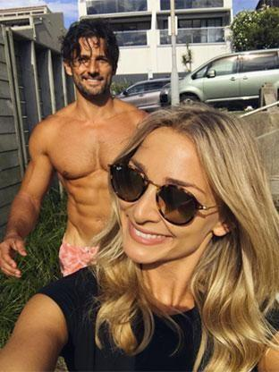 Our fave Insta #fitspo couple would have to be Tim and Anna! Photo: Instagram