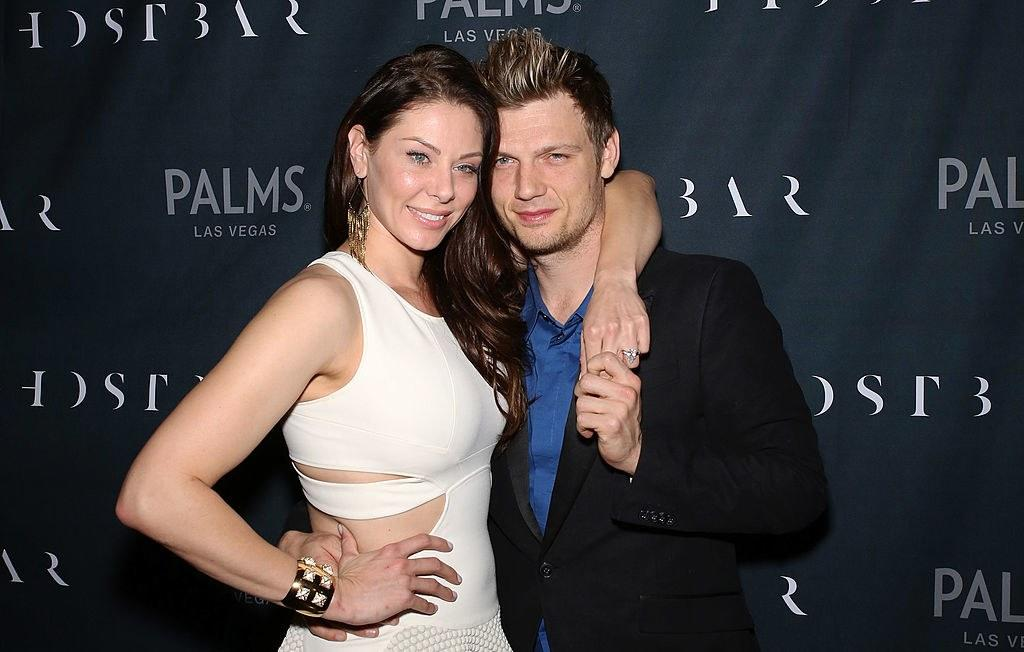 """<p>After revealing they had suffered two miscarriages, Nick Carter and Lauren Kitt shared that they were expecting their second child in May. The couple, who has been married since 2014, have a three-year-old son named Odin.</p> <p>They included Odin in their baby announcement on social media. They posted a photo that shows the little one kissing his mom's belly while the parents smile down at him. """"Thank You God for giving us the greatest gift we could ever ask for,"""" Carter <a href=""""https://www.instagram.com/p/Bx2G8zphZOe/?utm_source=ig_embed"""">wrote</a> alongside the image. The coupled welcomed the child, Saoirse, in <a href=""""https://www.instagram.com/p/B3etMRNFUfC/"""">October</a>.</p>"""