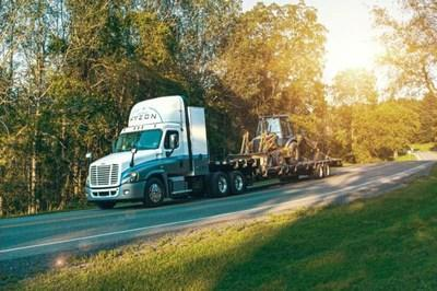 Hyzon Motors Inc.'s hydrogen fuel cell-powered truck will hit the road soon in California in its first customer trial in the United States.