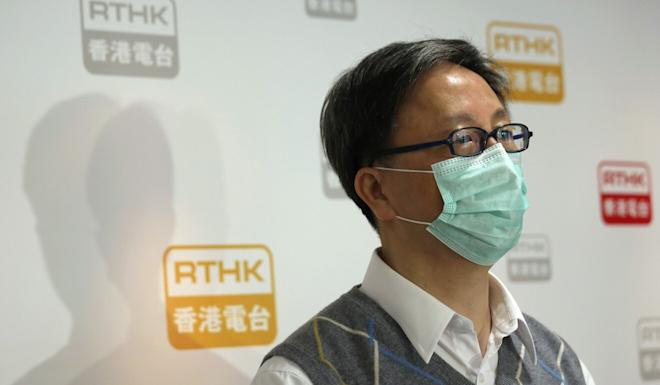 HKU's Dr Ho Pak-Leung told a radio programme he believes that inaction now will mean more significant pain for small businesses in the future. Photo: Xiaomei Chen