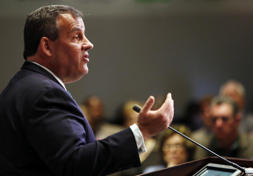 Chris Christie is showing how to lose an election — by 'reforming' Social Security