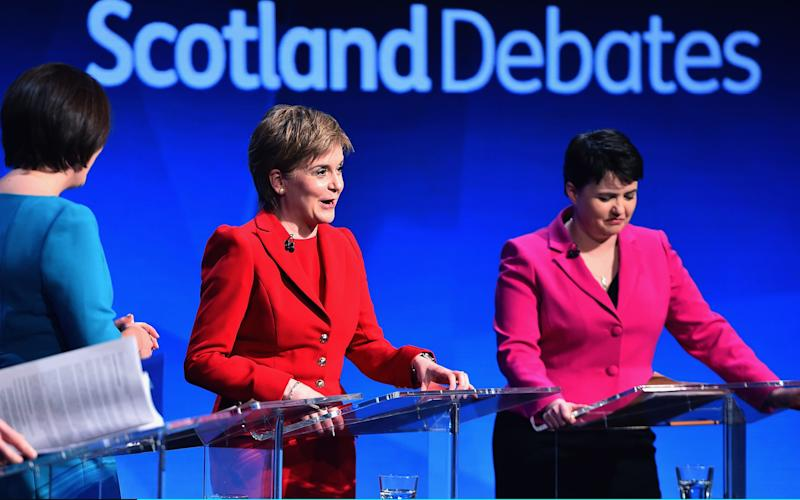 Nicola Sturgeon - 2016 Getty Images