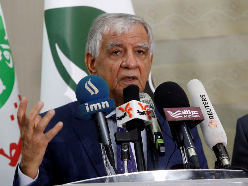 Iraq's Luaibi reverses INOC decree, says it aims to produce 7 million bpd 2018-06-11T181530Z_1_LYNXMPEE5A1KF_RTROPTP_3_IRAQ-OIL-MINISTER_original