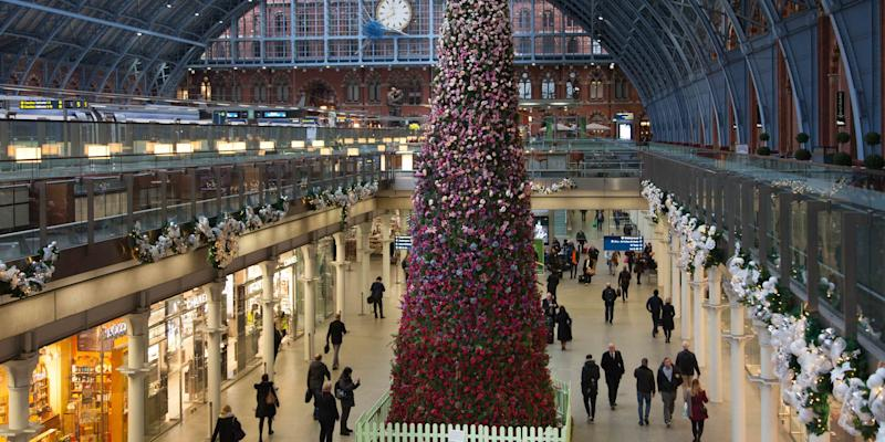 Photo credit: St Pancras International