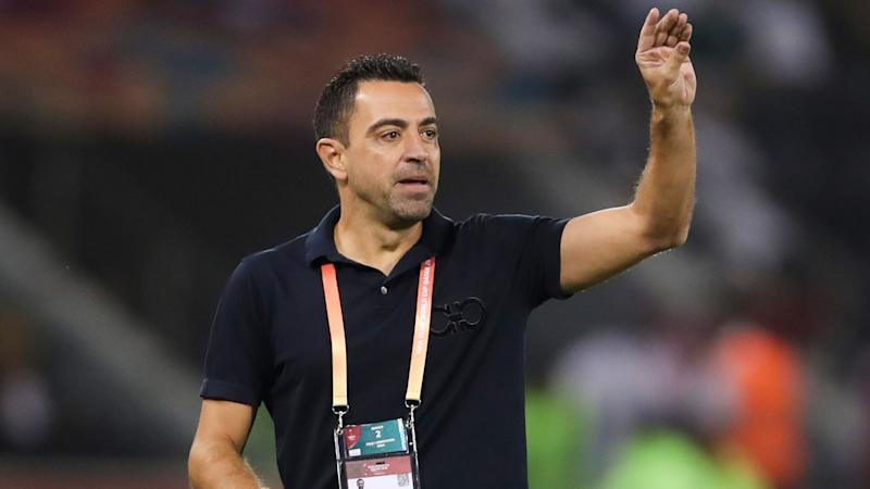 'It makes us excited' - Xavi admits preparing to coach Barcelona