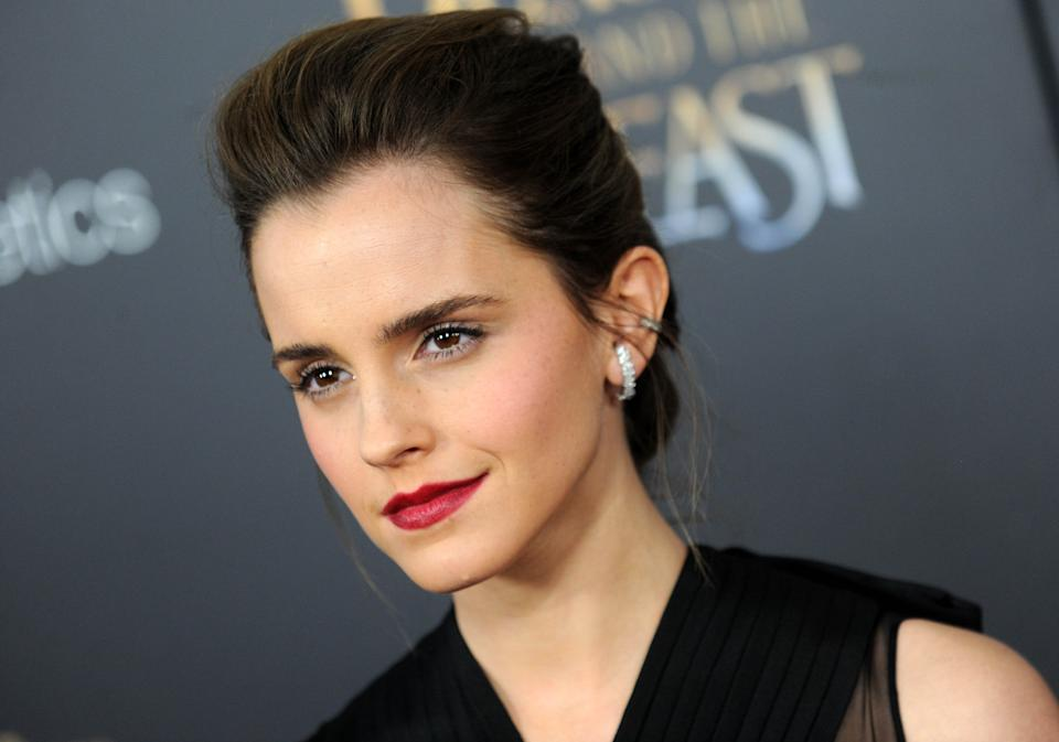 Photo by: Dennis Van Tine/STAR MAX/IPx 3/13/17 Emma Watson at the premiere of
