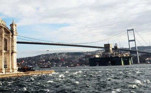 Turkey suspends energy deals with ENI over Cyprus row