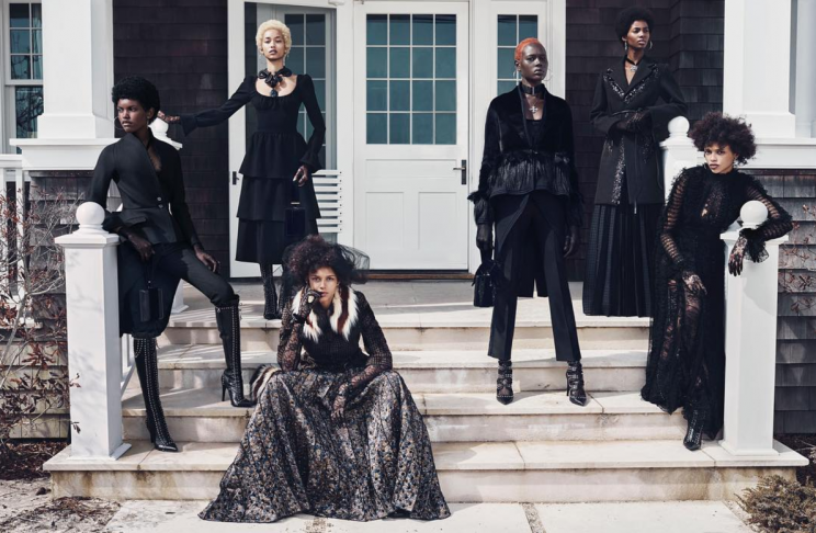 <i>Enninful is known for promoting diversity [Photo: Instagram/edward_enninful]</i>