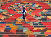 "<p>Touted as one of Africa's most vibrant cities, Kigali has started to make its mark in the art world with its colorful street art and the<a href=""https://www.inemaartcenter.com/"" rel=""nofollow noopener"" target=""_blank"" data-ylk=""slk:Inema Arts Center"" class=""link rapid-noclick-resp""> Inema Arts Center</a>. Self-taught painters Emmanuel Nkuranga and Innocent Nkurunziza founded the institution in 2012 as a way to expose the creative talents of undiscovered Rwandan artists and offer a place for them to innovative. </p><p>Beyond the arts scene, the city's cafe culture is one to be celebrated. <a href=""https://www.questioncoffee.com/"" rel=""nofollow noopener"" target=""_blank"" data-ylk=""slk:Question Coffee"" class=""link rapid-noclick-resp"">Question Coffee</a>, operated by 30,000 Rwandan women coffee farmers, delivers unique, rich blends while offering training programs for other entrepreneurial women to learn about the industry. </p>"